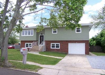 351 Robbins St, Lindenhurst, NY 11757 - MLS#: 3135191