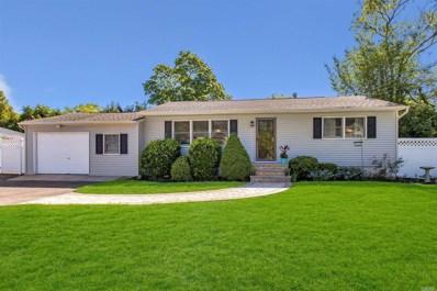 1243 Stony Brook Rd, Lake Grove, NY 11755 - MLS#: 3135238