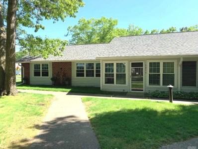 123A Exmore, Ridge, NY 11961 - MLS#: 3135382