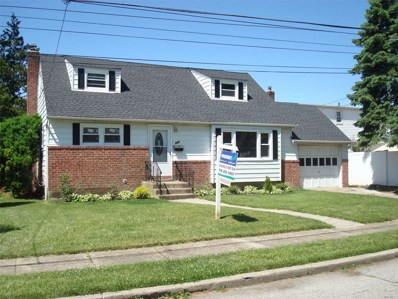 604 Irving Pl, East Meadow, NY 11554 - MLS#: 3135829