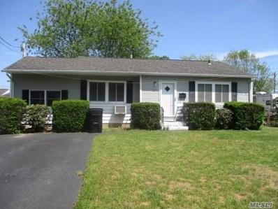 1005 Carll Dr, Bay Shore, NY 11706 - MLS#: 3136429