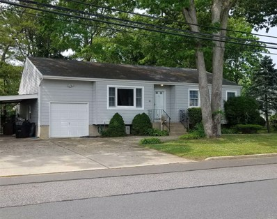 41 46th St, Islip, NY 11751 - MLS#: 3136625