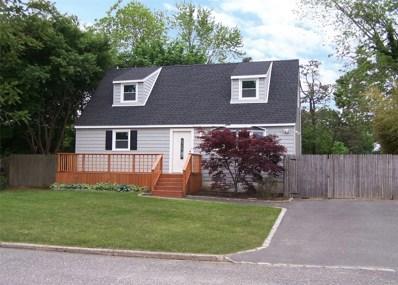 36 Arbor Ln, Centereach, NY 11720 - MLS#: 3136631