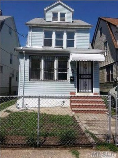 174-43 Polhemus Ave, Jamaica, NY 11433 - MLS#: 3136877