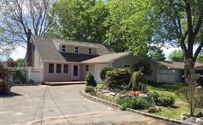126 Granny Rd, Farmingville, NY 11738 - MLS#: 3137131