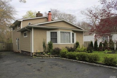 131 VanDerbilt Blvd, Oakdale, NY 11769 - MLS#: 3137462