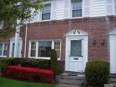 281 Wheeler Ave UNIT 16, Valley Stream, NY 11580 - MLS#: 3137530