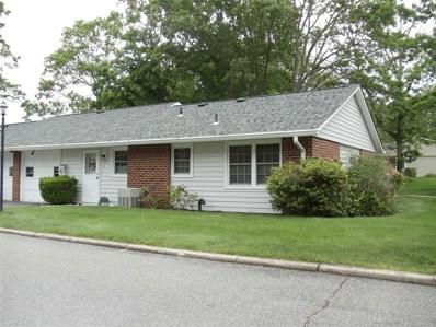 117A Exmore Ct UNIT 55, Ridge, NY 11961 - MLS#: 3137840