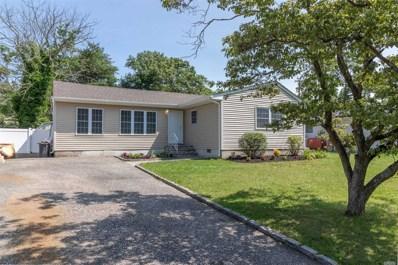 99 Cedar Oaks Ave, Farmingville, NY 11738 - MLS#: 3137993