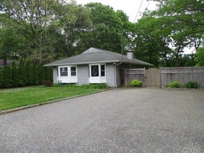 139 Chichester Ave, Center Moriches, NY 11934 - MLS#: 3138204