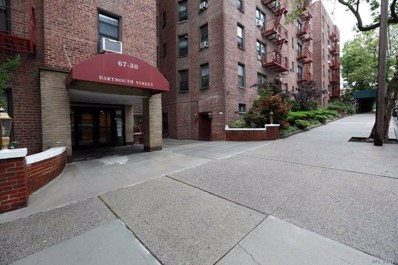 67-30 Dartmouth St UNIT 7L, Forest Hills, NY 11375 - MLS#: 3138223