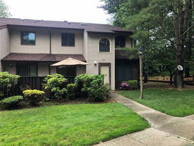 367 Woodland Ct UNIT 367, Coram, NY 11727 - MLS#: 3138382