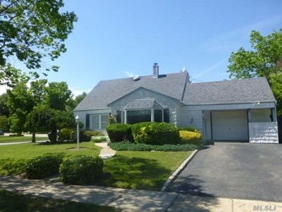 62 Vista Ln, Levittown, NY 11756 - MLS#: 3138896