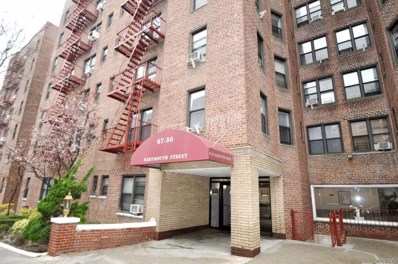 67-30 Dartmouth St UNIT 4P, Forest Hills, NY 11375 - MLS#: 3138969
