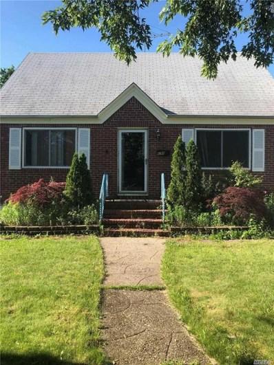 693 Midwood St, Uniondale, NY 11553 - MLS#: 3139309