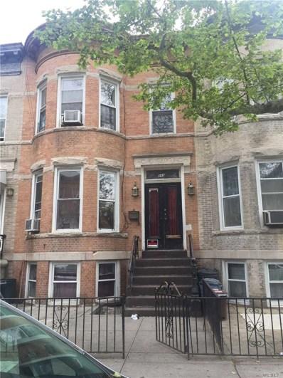 543 72 St, Brooklyn, NY 11209 - MLS#: 3139648