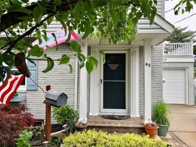 45 Hart St, Lynbrook, NY 11563 - MLS#: 3140368