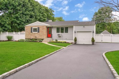 855 Americus Ave, E. Patchogue, NY 11772 - MLS#: 3140463