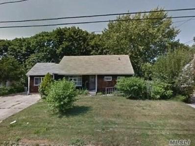 33 Arthur St, Brentwood, NY 11717 - MLS#: 3141161