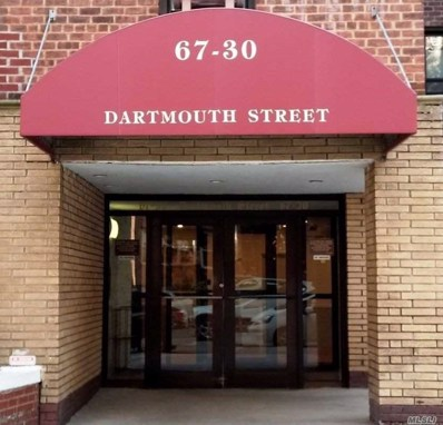 67-30 Dartmouth St UNIT 5T, Forest Hills, NY 11375 - MLS#: 3141255