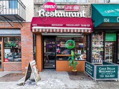 606 E 187th St, Bronx, NY 10454 - MLS#: 3141292