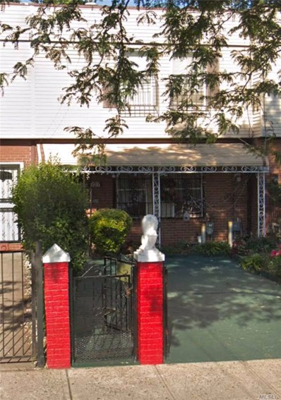527 Saratoga Ave, Brooklyn, NY 11212 - MLS#: 3141905