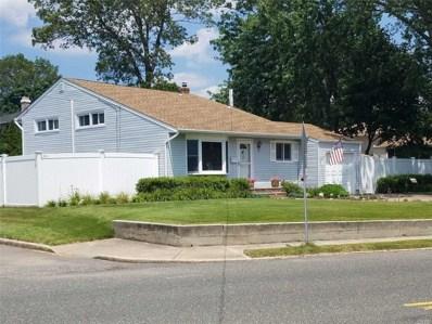 189 Woods Rd, N. Babylon, NY 11703 - MLS#: 3142053