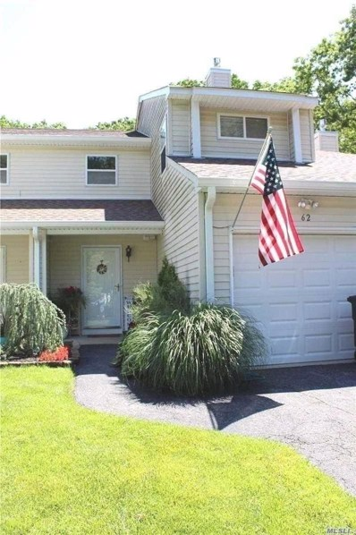 62 Cobbleridge Ln, Manorville, NY 11949 - MLS#: 3143093