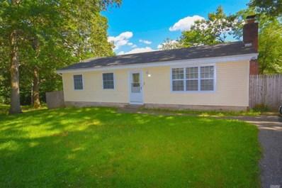 52 Maple Ln, Medford, NY 11763 - MLS#: 3143705