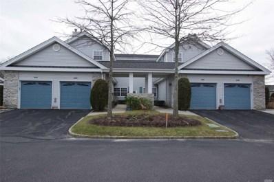 502 Oak Bluff Ct, Moriches, NY 11955 - MLS#: 3144214