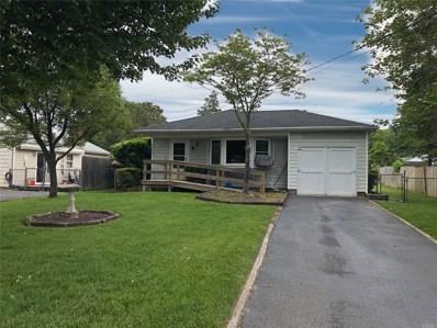 32 Laurin Rd, Calverton, NY 11933 - MLS#: 3144377