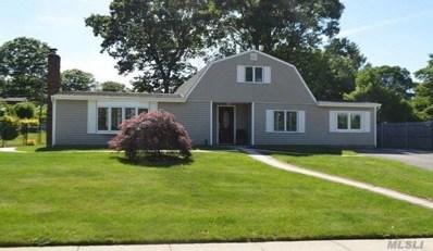 38 College Hills Dr, Farmingville, NY 11738 - MLS#: 3144587