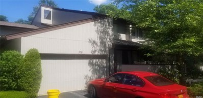 106 Foxwood Dr, Jericho, NY 11753 - MLS#: 3146193