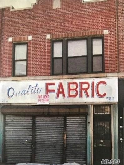 582 Grand St, Brooklyn, NY 11211 - MLS#: 3146781