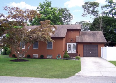 160 Holiday Blvd, Center Moriches, NY 11934 - MLS#: 3147191