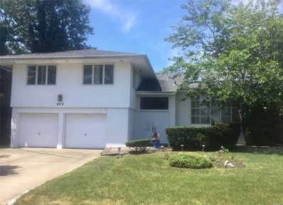 877 Crestview Ave, N. Woodmere, NY 11581 - MLS#: 3147317