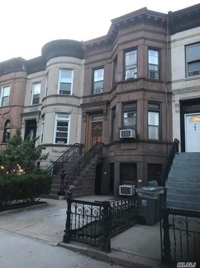 703 Halsey St, Brooklyn, NY 11233 - MLS#: 3147748