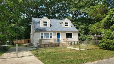 296 McKinley Dr, Mastic Beach, NY 11951 - MLS#: 3148089