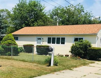 37 Tamarack St, Central Islip, NY 11722 - MLS#: 3148498
