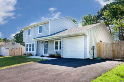 182 Wading River Hol Rd, Middle Island, NY 11953 - MLS#: 3148507