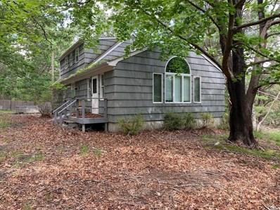 161 Upper Red Creek Rd, Hampton Bays, NY 11946 - MLS#: 3148648