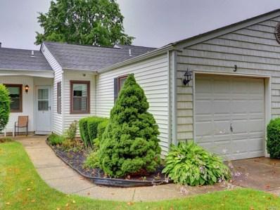3 Knolls Dr, Stony Brook, NY 11790 - MLS#: 3148692
