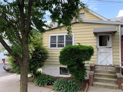 67-53 73rd Pl, Middle Village, NY 11379 - MLS#: 3148789
