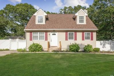 27 Newcomb Trl, Ridge, NY 11961 - MLS#: 3148871