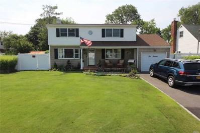 100 Deer Lake Dr, N. Babylon, NY 11703 - MLS#: 3148883