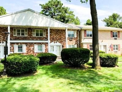 11 Glen Hollow Dr UNIT D-35, Holtsville, NY 11742 - MLS#: 3149082