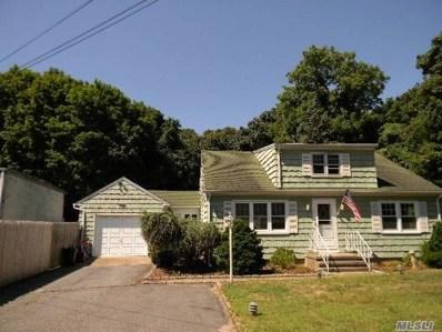 2111 Wading River Man Rd, Wading River, NY 11792 - MLS#: 3149418