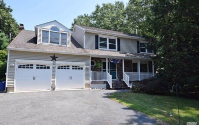 511 Wading River Rd, Manorville, NY 11949 - MLS#: 3149474