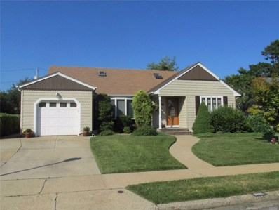 3703 Crest Rd, Wantagh, NY 11793 - MLS#: 3149635