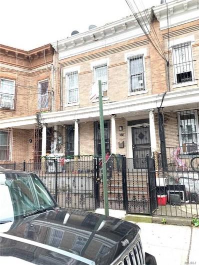 64 Hale Ave, Brooklyn, NY 11208 - MLS#: 3149944